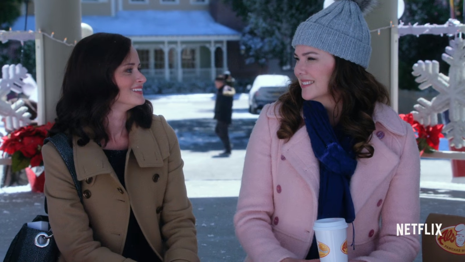 gilmore girls essay Rory: oh, the essay paris gellar and rory gilmore rory: right, and that can be girls and guys lorelai: kinky rory: no.