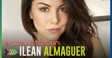 "ILEAN ALMAGUER LLEGA A PRIME VIDEO CON ""THE FLOWERS"""